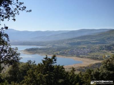 Sabinar y Valle de Lozoya; ruta cascada del purgatorio lugares cercanos a madrid para visitar